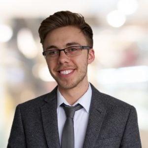 David Louth, Marketing Co-ordinator at Bluestar Leasing