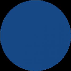Blue circle