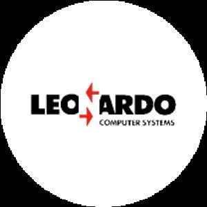 Leonardo Computer Systems logo