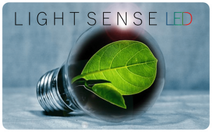 Light Sense LED logo