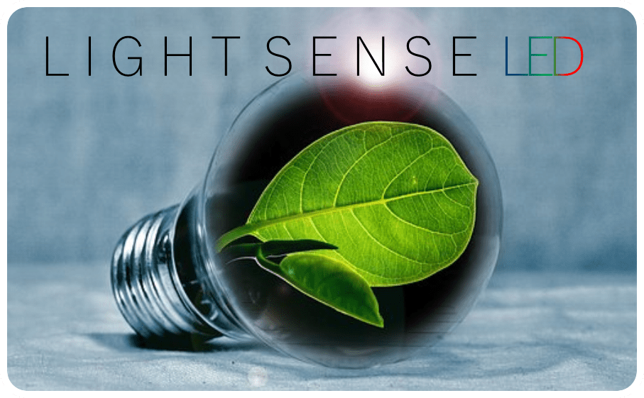 Light Sense LED logo