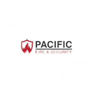 Pacific Fire & Security logo