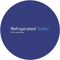 Refrigerated Trailer logo