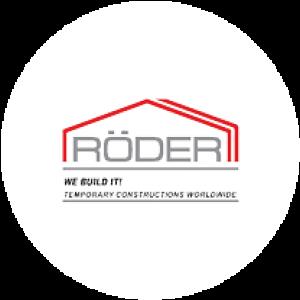 Roder logo