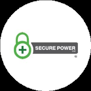 Secure Power logo