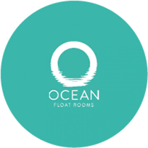 Ocean Float Rooms logo